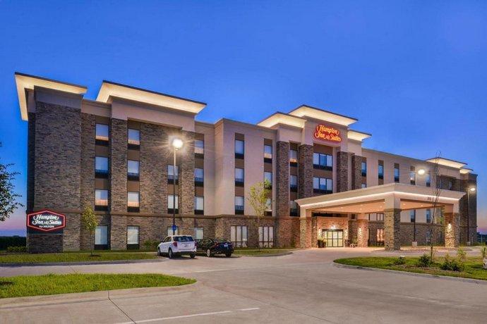 Hampton Inn and Suites Altoona-Des Moines by Hilton
