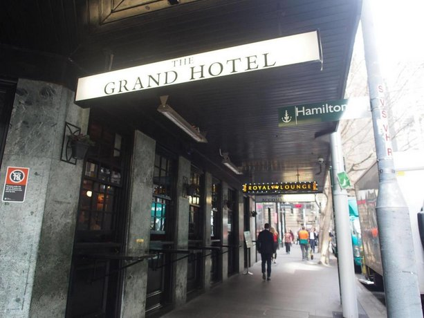 The Grand Hotel Sydney
