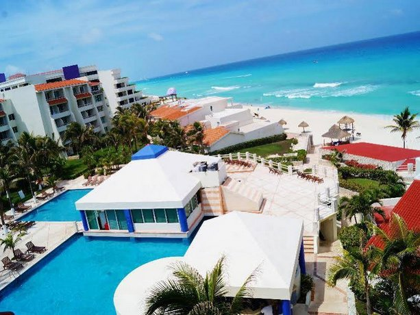 About Solymar Cancun Beach Resort
