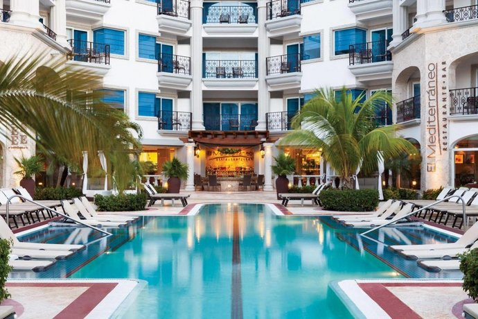 Hilton Playa del Carmen an All-Inclusive Resort