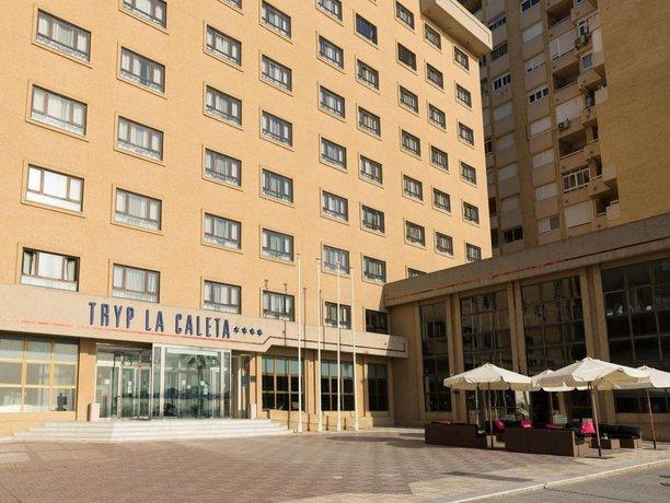 Hotel TRYP Cádiz La Caleta