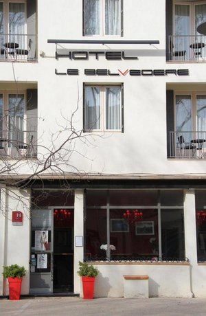 Hotel Le Belvedere Arles