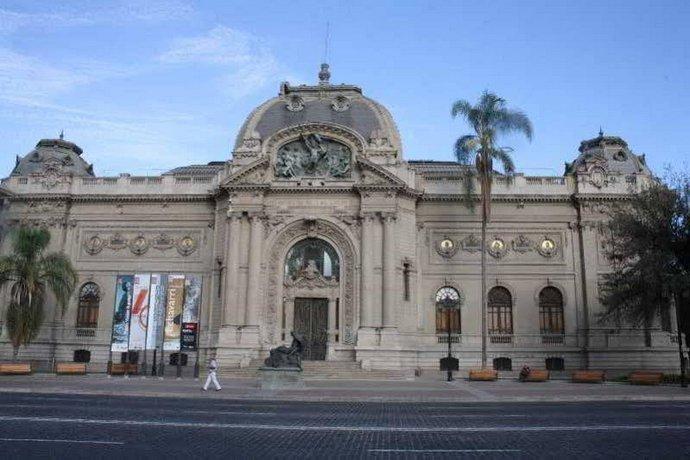 Departamentos Amoblados Centro Bellas Artes