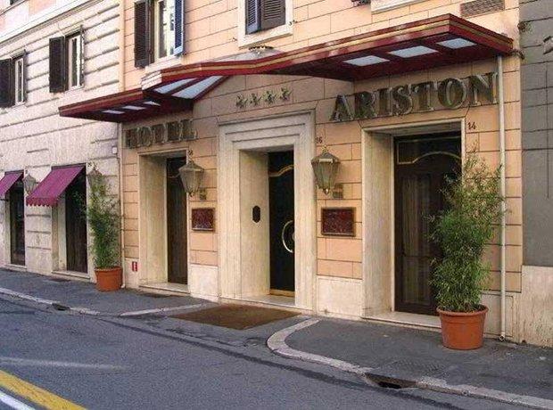 Hotel Ariston Rome