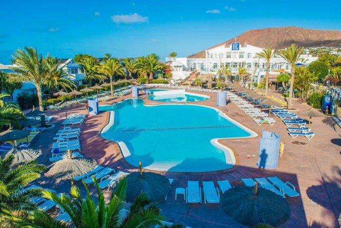 Aparthotel Paradise Island Lanzarote, Playa Blanca ...