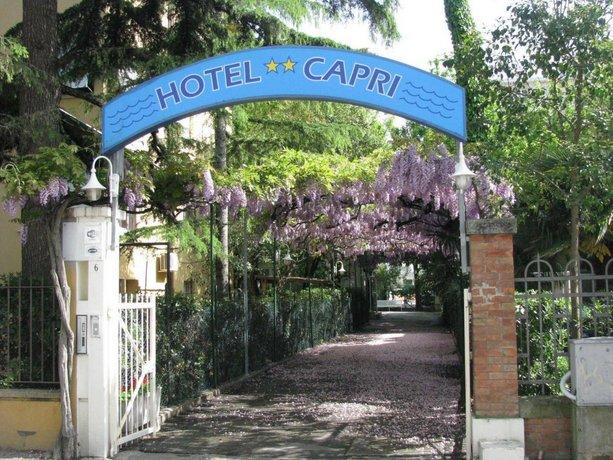 Hotel Capri Rimini