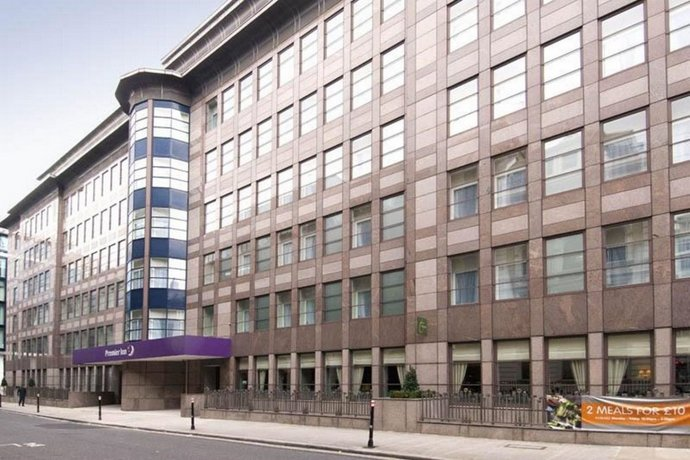 Premier Inn London Blackfriars Fleet Street