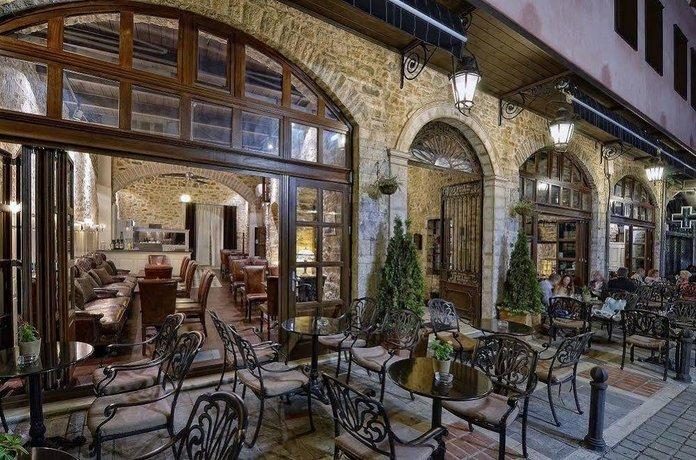 Heritage Hotels Hotel Kalari Ioannina Compare Deals