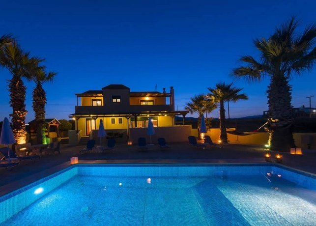 Blue Asteri Villa