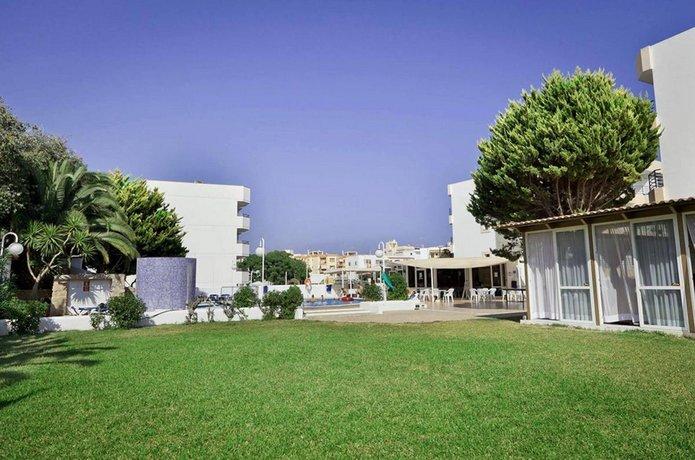 Hotel La Noria Platja d'en Bossa