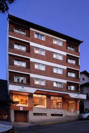 Hotel Carlos V Patagonia San Carlos de Bariloche