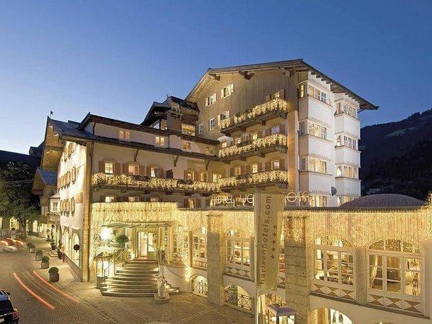 Hotel Weisses Rossl Kitzbuhel
