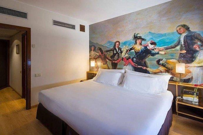 Goya Hotel Zaragoza Compare Deals