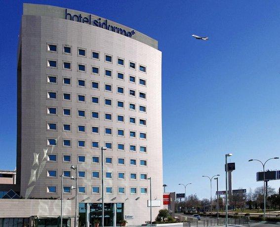 B&B Hotel Madrid Aeropuerto T4