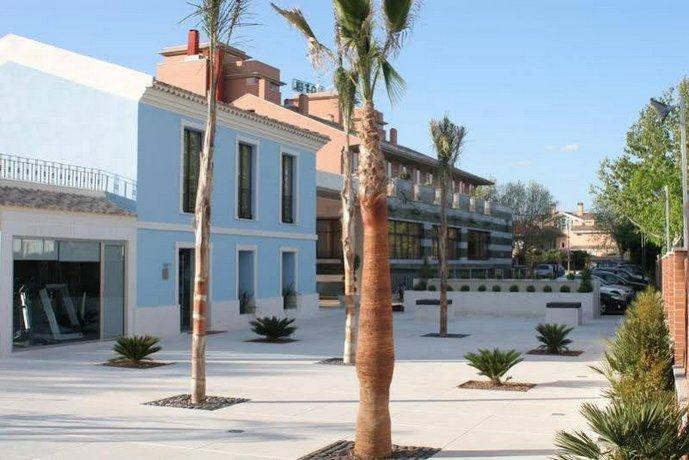 Jardines de lorca hotel for Hotel jardines lorca