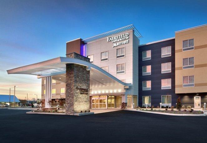 Fairfield Inn & Suites by Marriott Fort Smith
