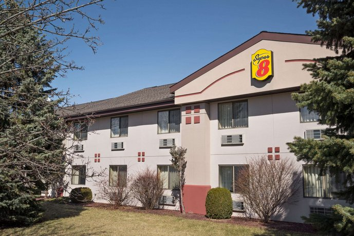 Super 8 by Wyndham Ithaca Hotel
