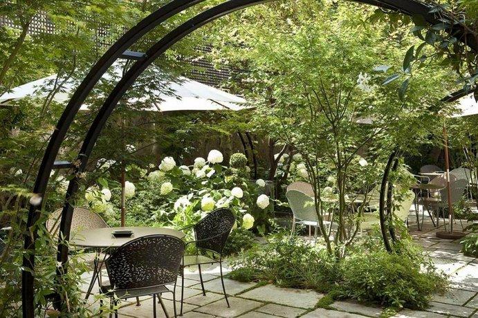 Regent S Garden Astotel Paris France