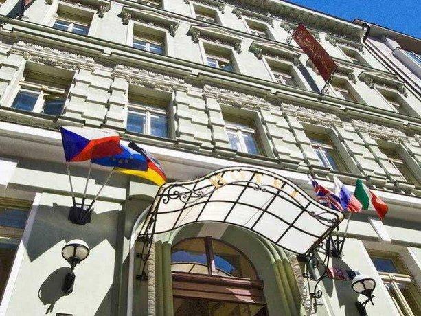 Hotel Raffaello Prague