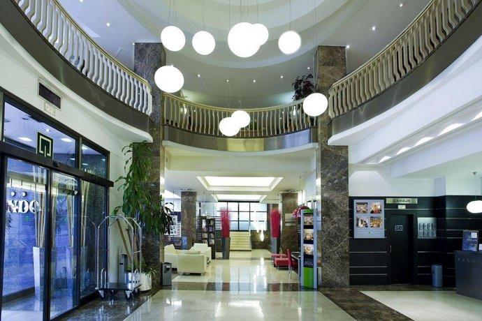 Hotel Abando, Bilbao - Compare Deals