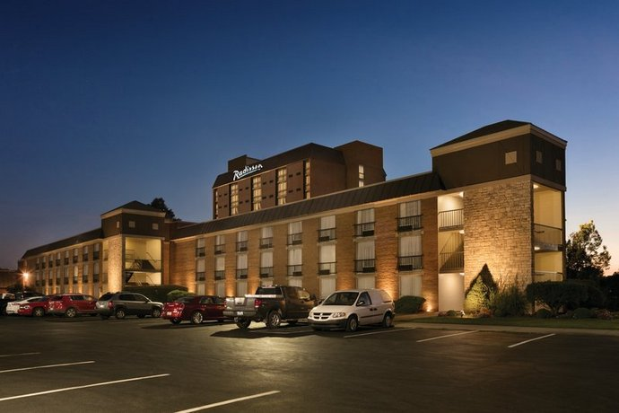 Radisson Hotel Louisville North