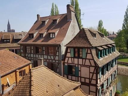 Le Nid de l'Ill Magnifique Duplex Petite France