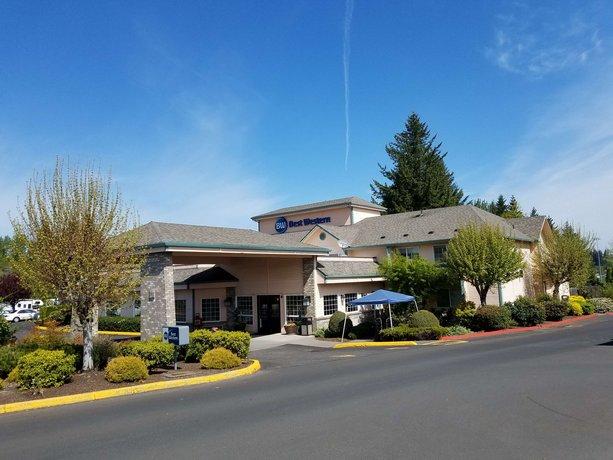 Best Western Hotel Sandy Oregon