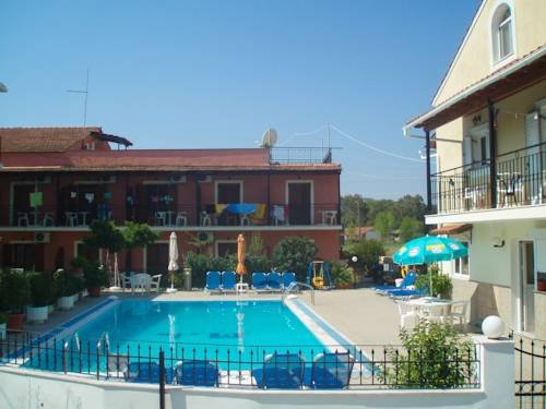 Marilena Apartments & Studios Corfu Island