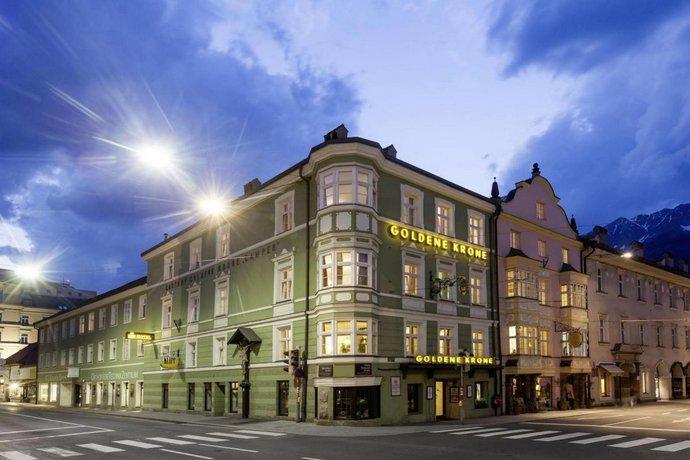 Goldene Krone Hotel Innsbruck