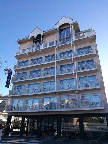 Hotel The Originals Arcachon Centre Le Nautic