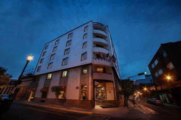Cervantes Hotel Guadalajara