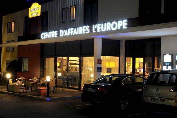 Centre d'affaire europe brest
