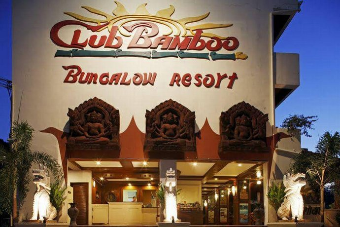 Phuket Guest Friendly Hotels - Club Bamboo Boutique Resort
