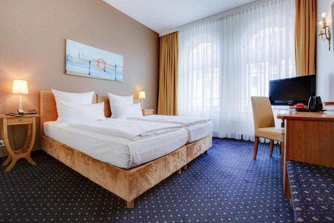 Furst Bismarck Hamburg Hotel