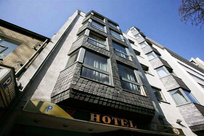 Novum Hotel an der Ko Dusseldorf