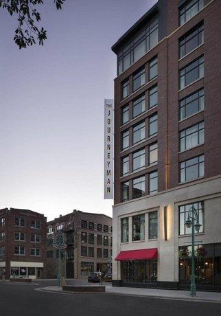 The Kimpton Journeyman Hotel