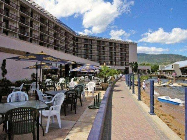 Casino Penticton Hotel