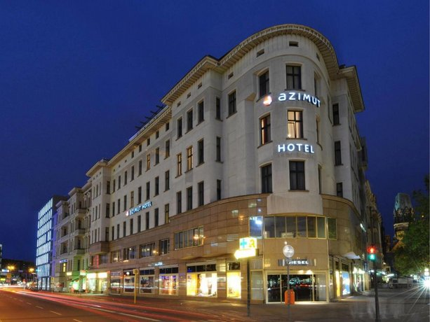 Azimut Hotel Berlin Kurfuerstendamm