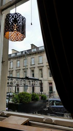 Ritz Hotel Edinburgh