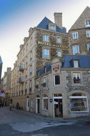 Hotel De La Cite Saint-Malo