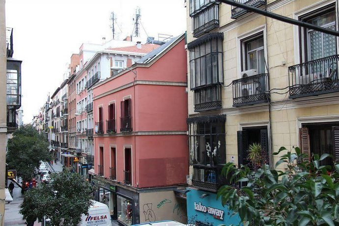 Pension Lemus Madrid