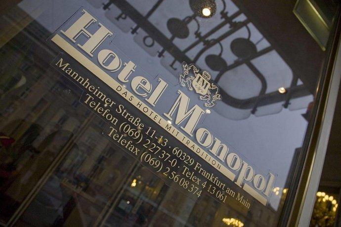 Hotel Monopol Frankfurt am Main