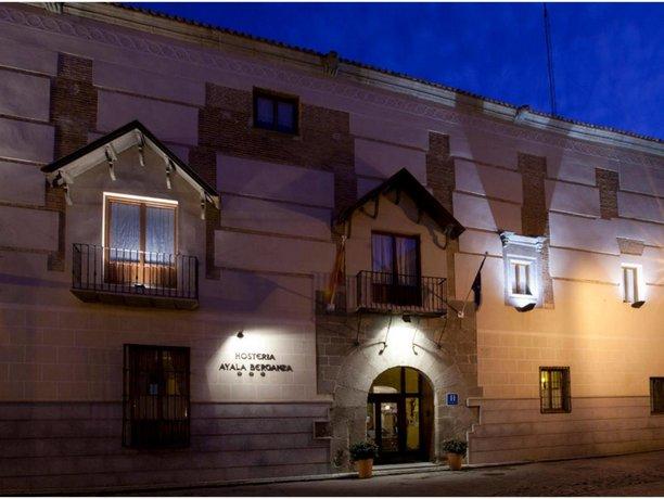 Hostería Ayala Berganza Segovia