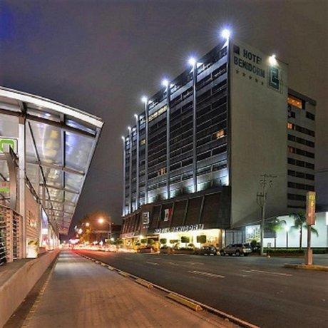 Benidorm Hotel Mexico City