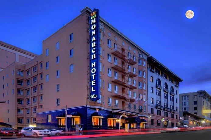 The Monarch Hotel San Francisco