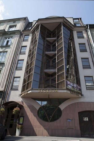 Hotel Secesja Kraków