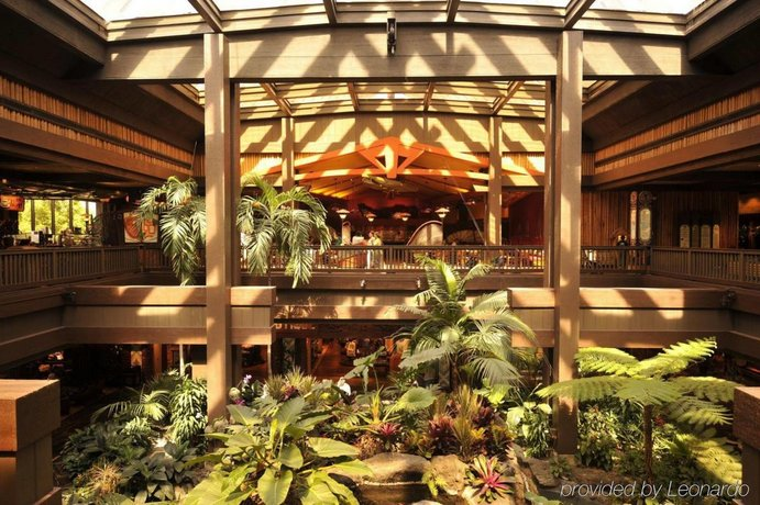 About Disney S Polynesian Resort