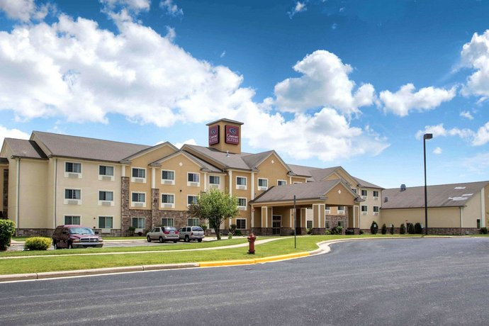 Comfort Suites Johnson Creek Conference