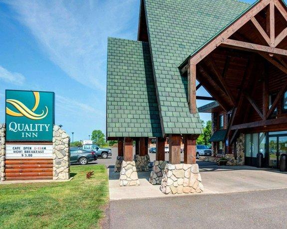 Quality Inn Ashland Wisconsin