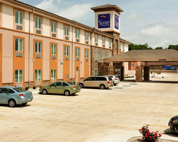 Sleep Inn & Suites - Fort Scott